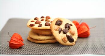 Rezept chewy Cookies