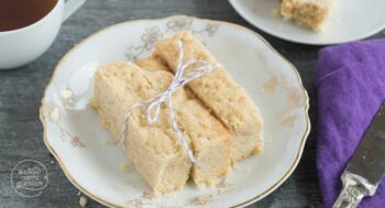 Shortbread Fingers Rezept