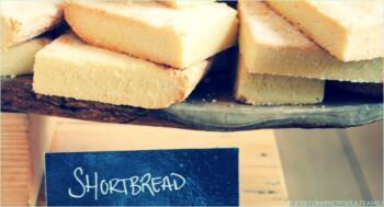 Shortbread Rezept