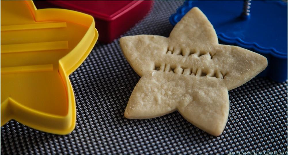 Weihnachts-Geschenke aus der Küche - Backen macht glücklich