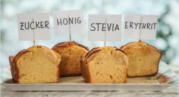 Zuckerfreie Kuchen - Erfahrungen beim Backen ohne Zucker
