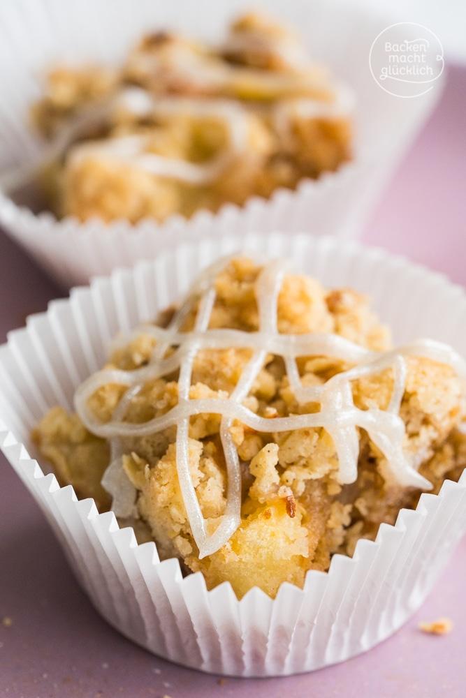 Apple-Streusel-Cake-Rezept