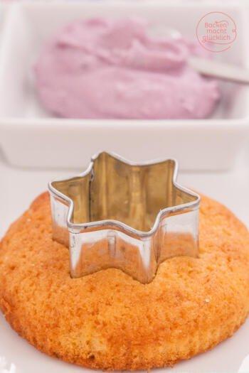 Cupcakes mit Füllung