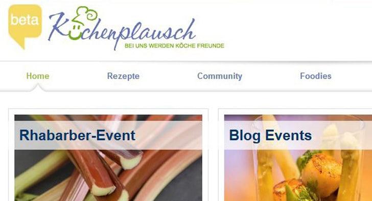Kuechenplausch Community