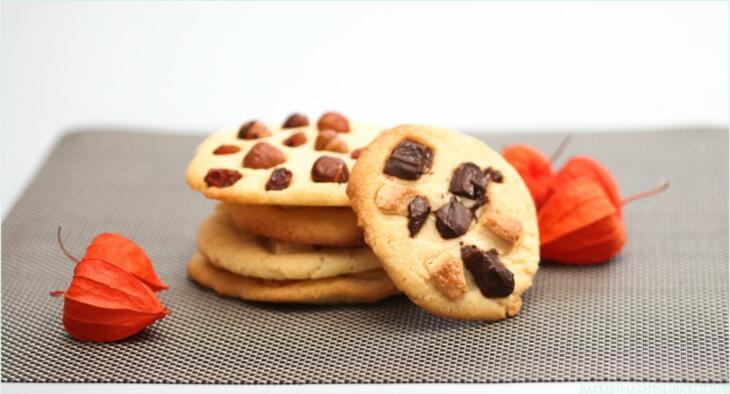 Chewy Cookies backen