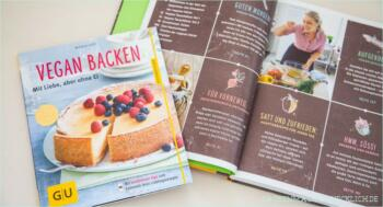 Vegan backen Nicole Just Rezension