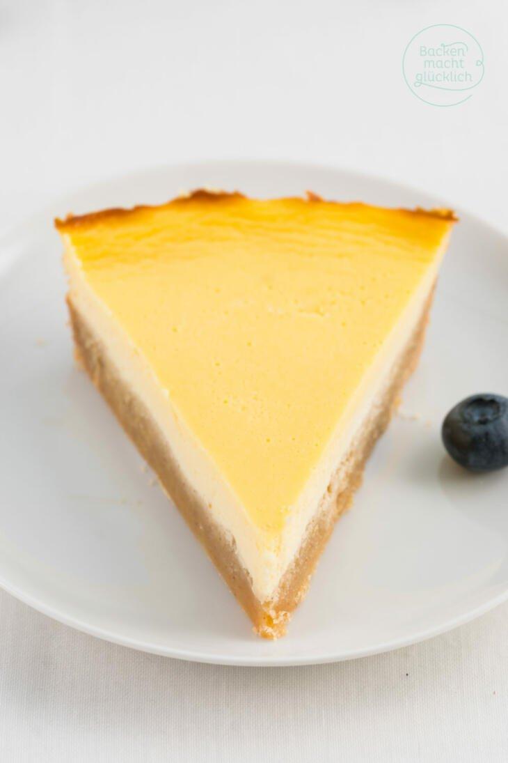 Low Carb Cheesecake Ohne Zucker Backen Macht Glucklich