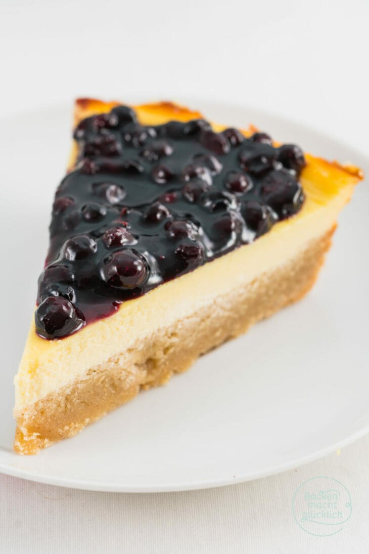 Low Carb New-York-Cheesecake