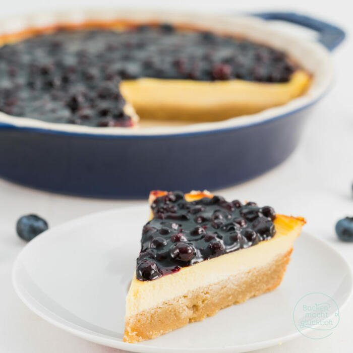 Low Carb New-York-Cheesecake-Rezept