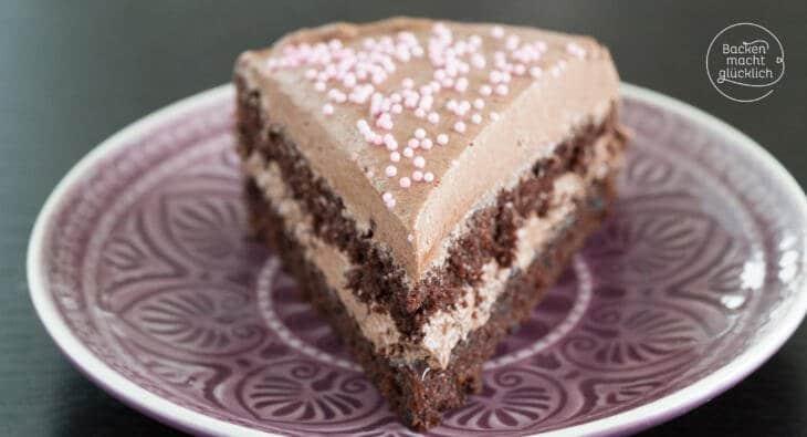 Schokoladentorte Geburtstag