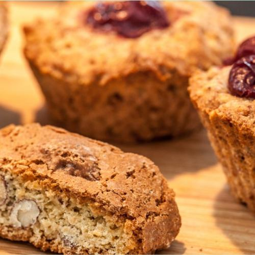Cantuccini Muffins Rezept