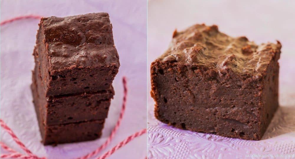 Schoko-Brownies mit Roter Bete | Backen macht glücklich