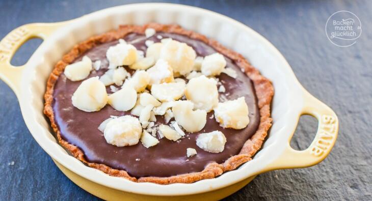 Schokoladen-Tartelettes