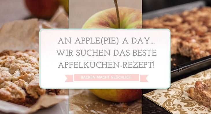 Der beste Apfelkuchen - Aktion: Wir suchen das beste Apfelkuchen-Rezept