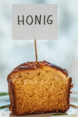 Kuchen ohne zucker nur mit honig