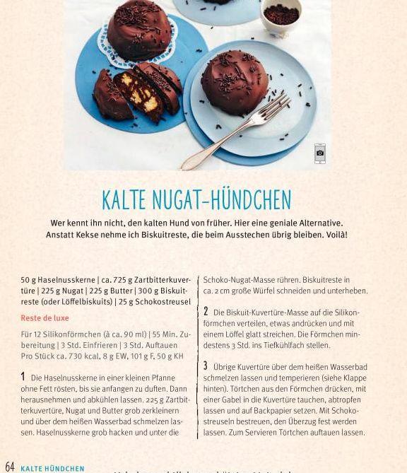 Martin Schoenleben Rezept aus Backbuch Minitoertchen