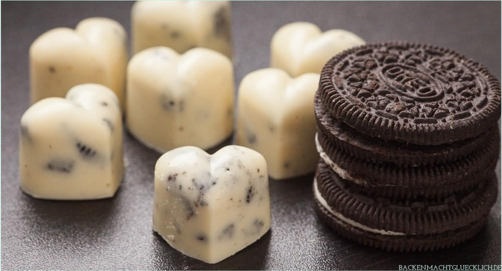 Keks-Pralinen mit Oreos | Backen macht glücklich