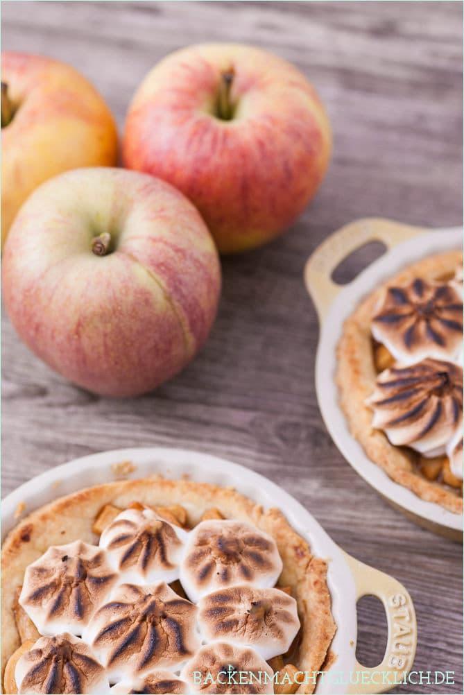 Rezept Apfeltoertchen