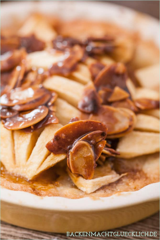 Apfelkuchen-Rezept Apfeltarte