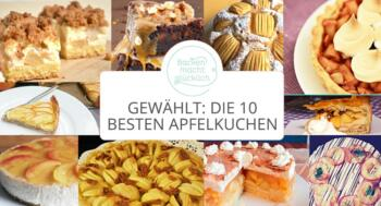 Die 10 besten Apfelkuchen
