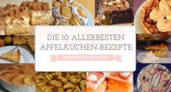 Die 10 besten Apfelkuchen-Rezepte