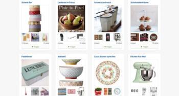 Ebay Kollektionen Social Shopping Backen macht gluecklich