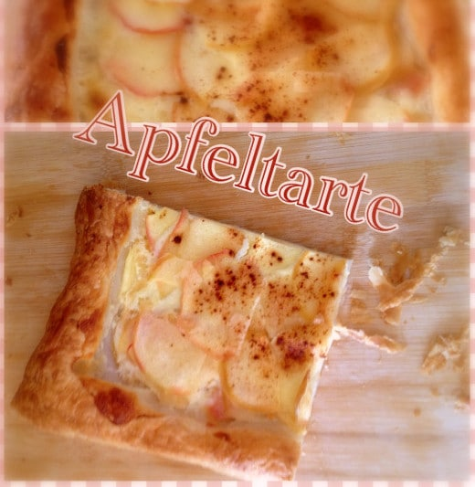 Apple-Tarte