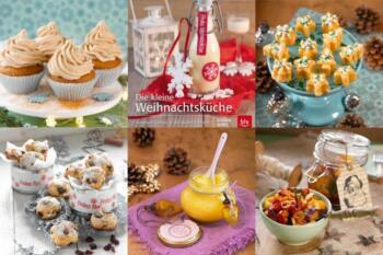 Die kleine Weihnachtsküche Buch Weihnachtsrezepte und Geschenke aus der Küche