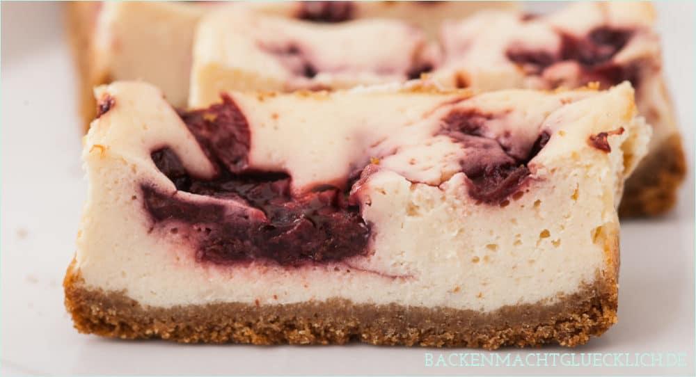 Kalorienarmer Fettarmer Cheesecake Backen Macht Glucklich