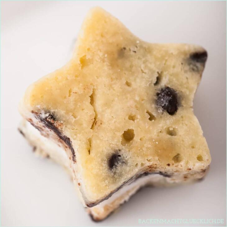 Eis-Sandwich Cookie Rezept