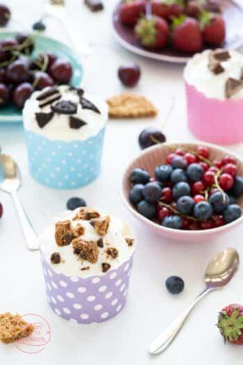 Frozen Yogurt selbermachen