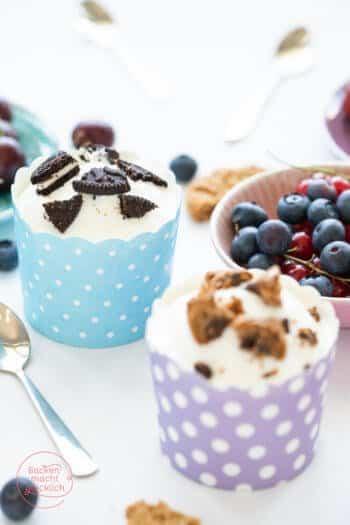 Kalorienarmer Frozen Joghurt Rezept