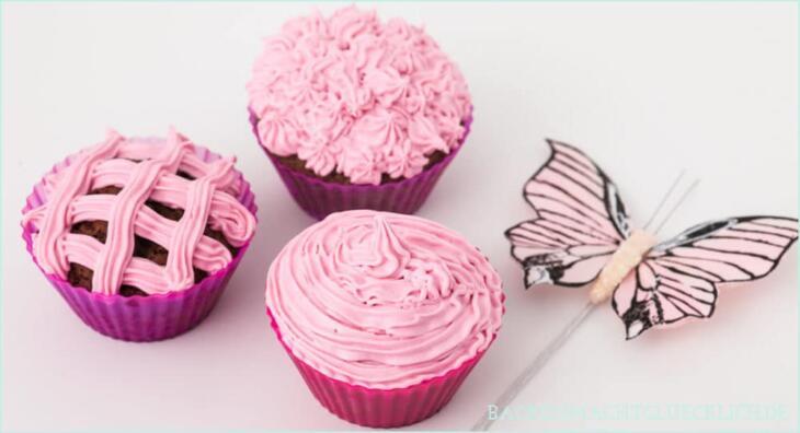 Saftige Schokoladen-Cupcakes