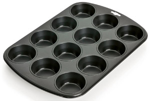 Kaiser-Muffin-Blech