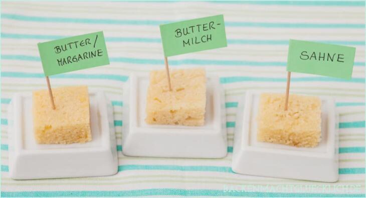 Test Zum Backen Ohne Butter Backen Macht Glucklich