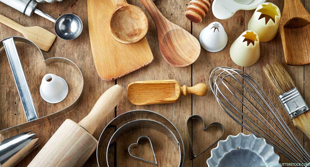 Gute Küchengeräte und Backzubehör | Backen mact glücklich