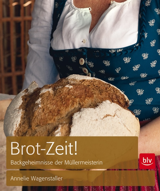 Backbuch-Brotbacken