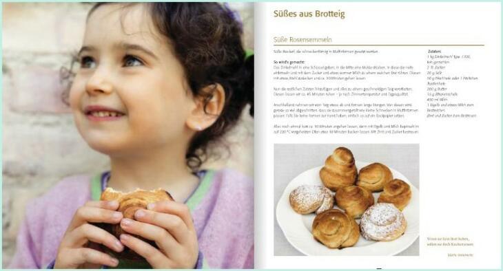 Backbuch Brot-Zeit