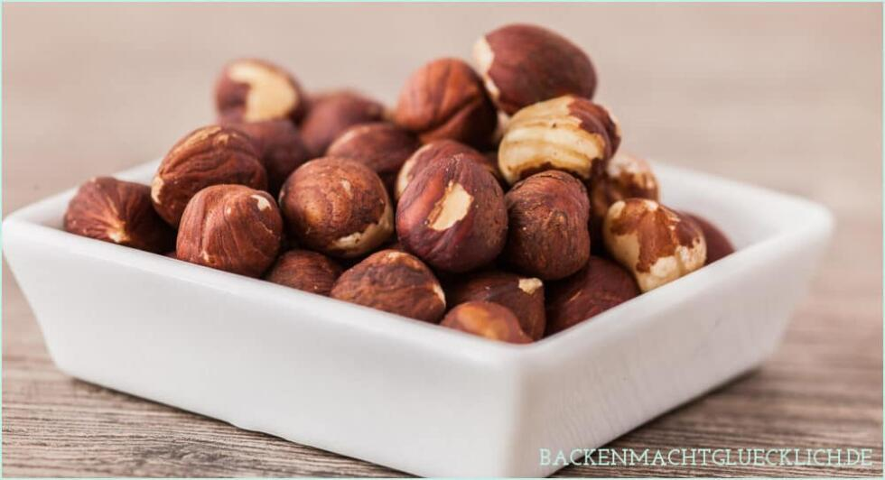 Nutella Rezept Haselnüsse