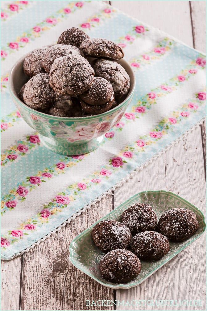 Einfache Schokoladenkekse