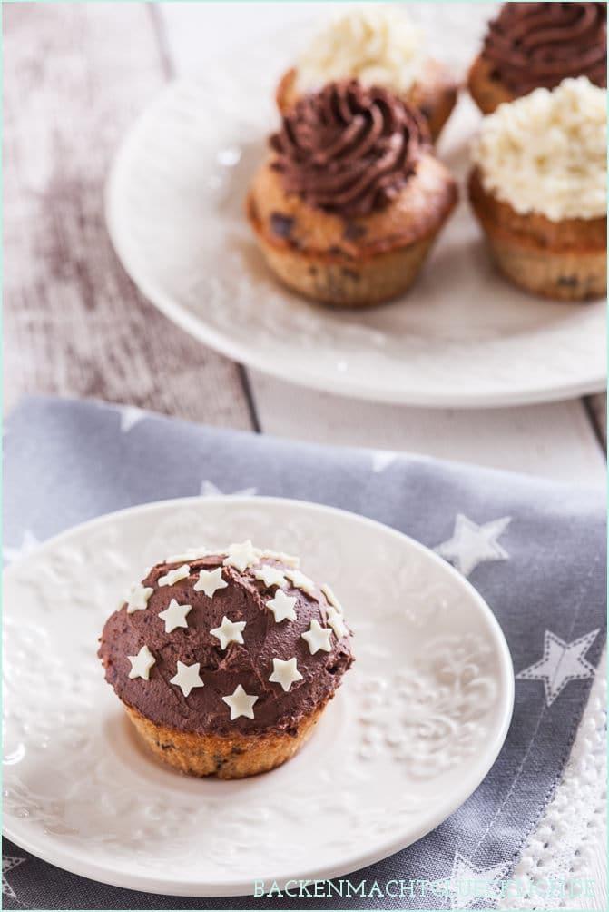 Speklatius-Cupcakes