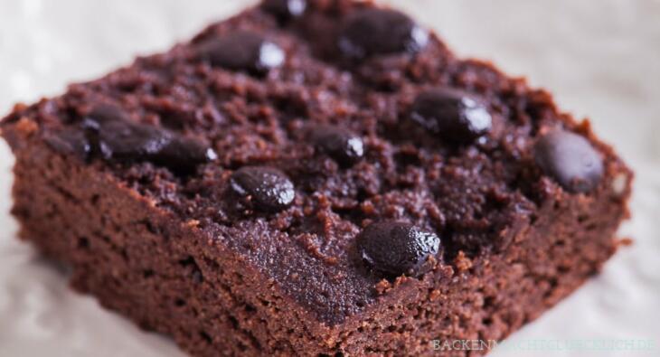 Low Carb Brownies Ohne Zucker Backen Macht Glucklich
