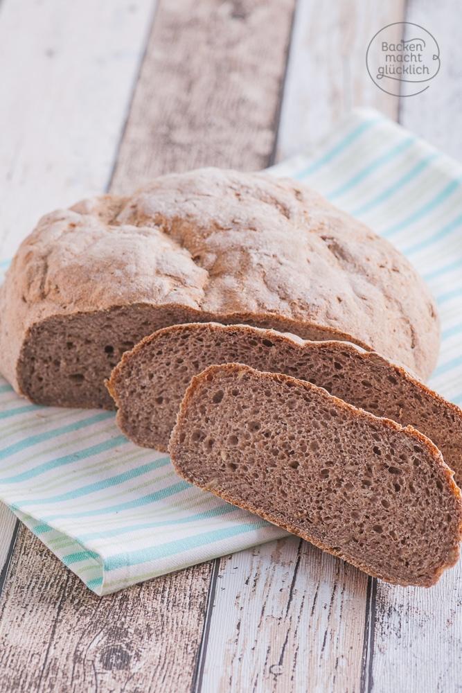 Brot Rezept ohne Gluten