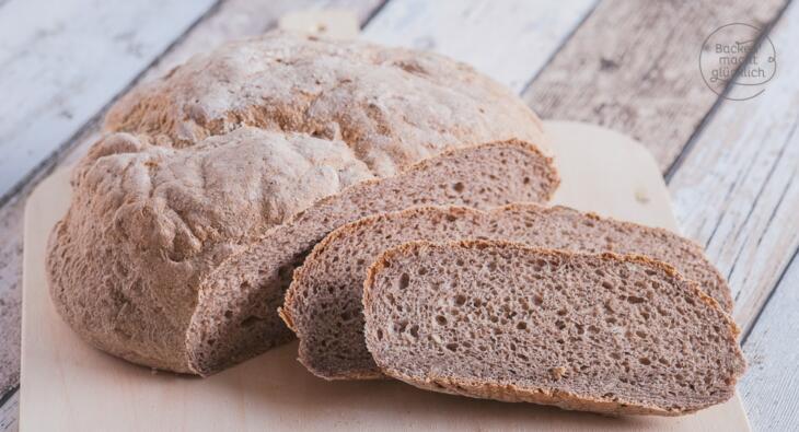 Glutenfrei Brotbacken Rezept