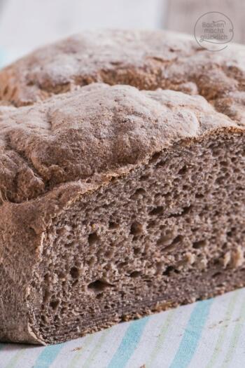 Glutenfreies Brot ohne Weizen