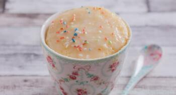 Mikrowellenkuchen Tassenkuchen Rezept
