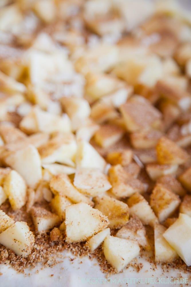 Apfelstrudel Füllung Rezept