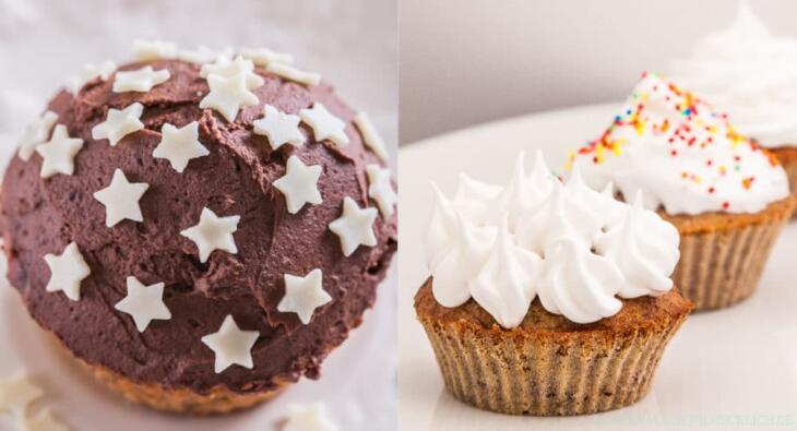 Die bestebn Cupcake Toppings und Frostings