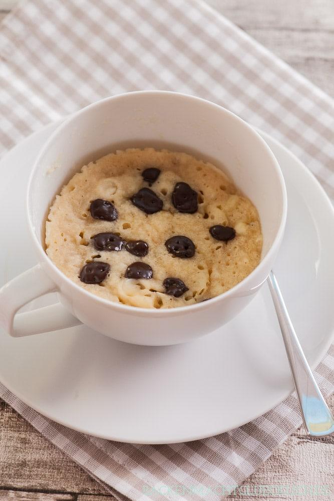 Tassenkuchen Ohne Ei Und Milch Backen Macht Glucklich