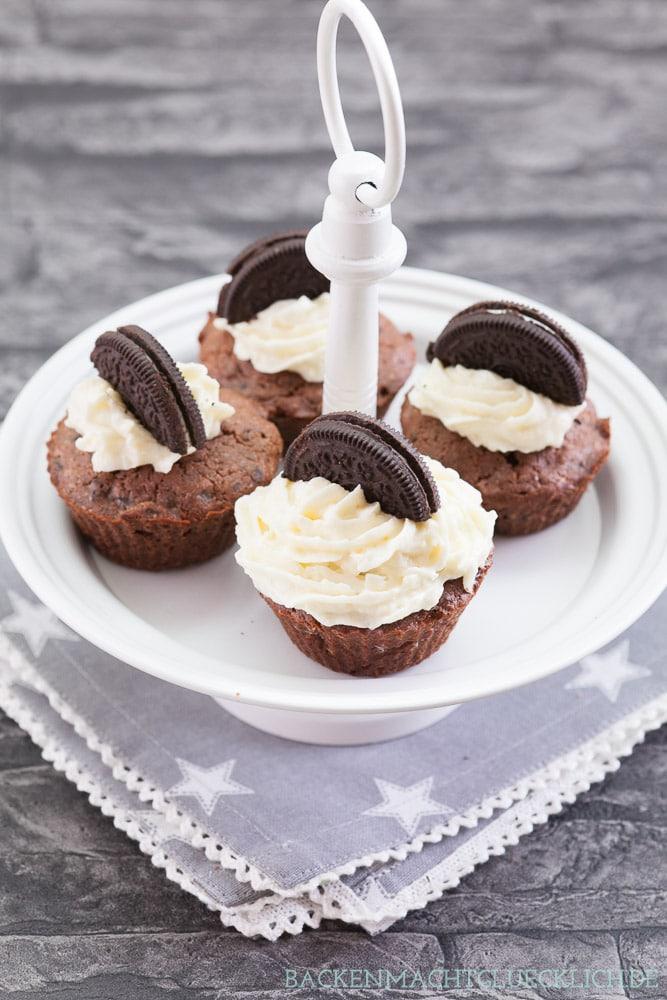 Oreo Cupcakes Blog Rezept